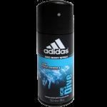 Adidas Deospray, versch. Sorten